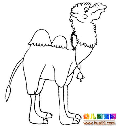 动物运动会简笔画图片_以森林运动会为主题的简笔画