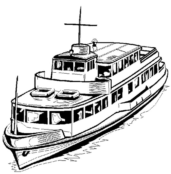 大輪船簡筆畫 畫輪船簡筆畫圖片大全 衣服簡筆畫圖片大全集