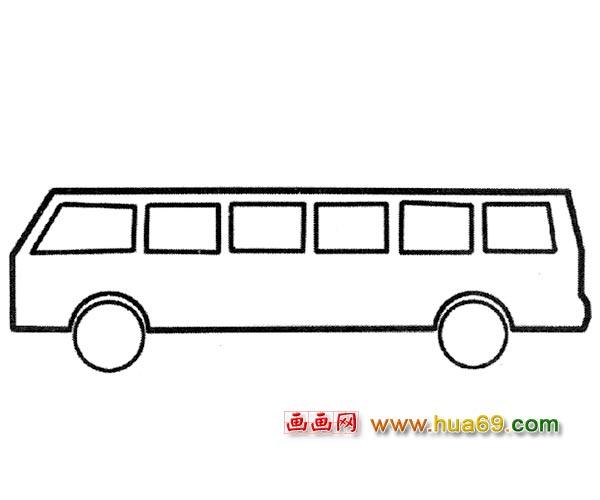 儿童简笔画交通工具 交通工具简笔画大全
