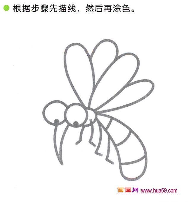 幼儿简笔画一棵树