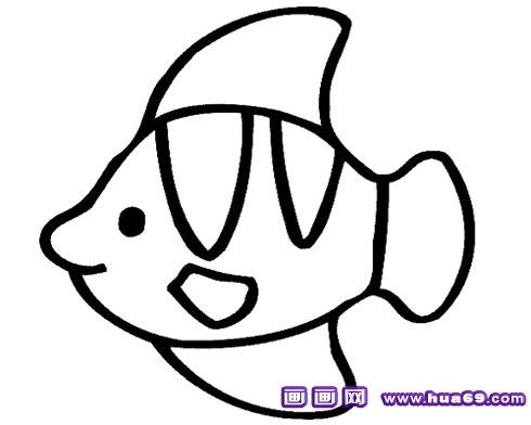 卡通海鱼 海鱼种类图片及名称 海鱼图片大全 常见海鱼的种